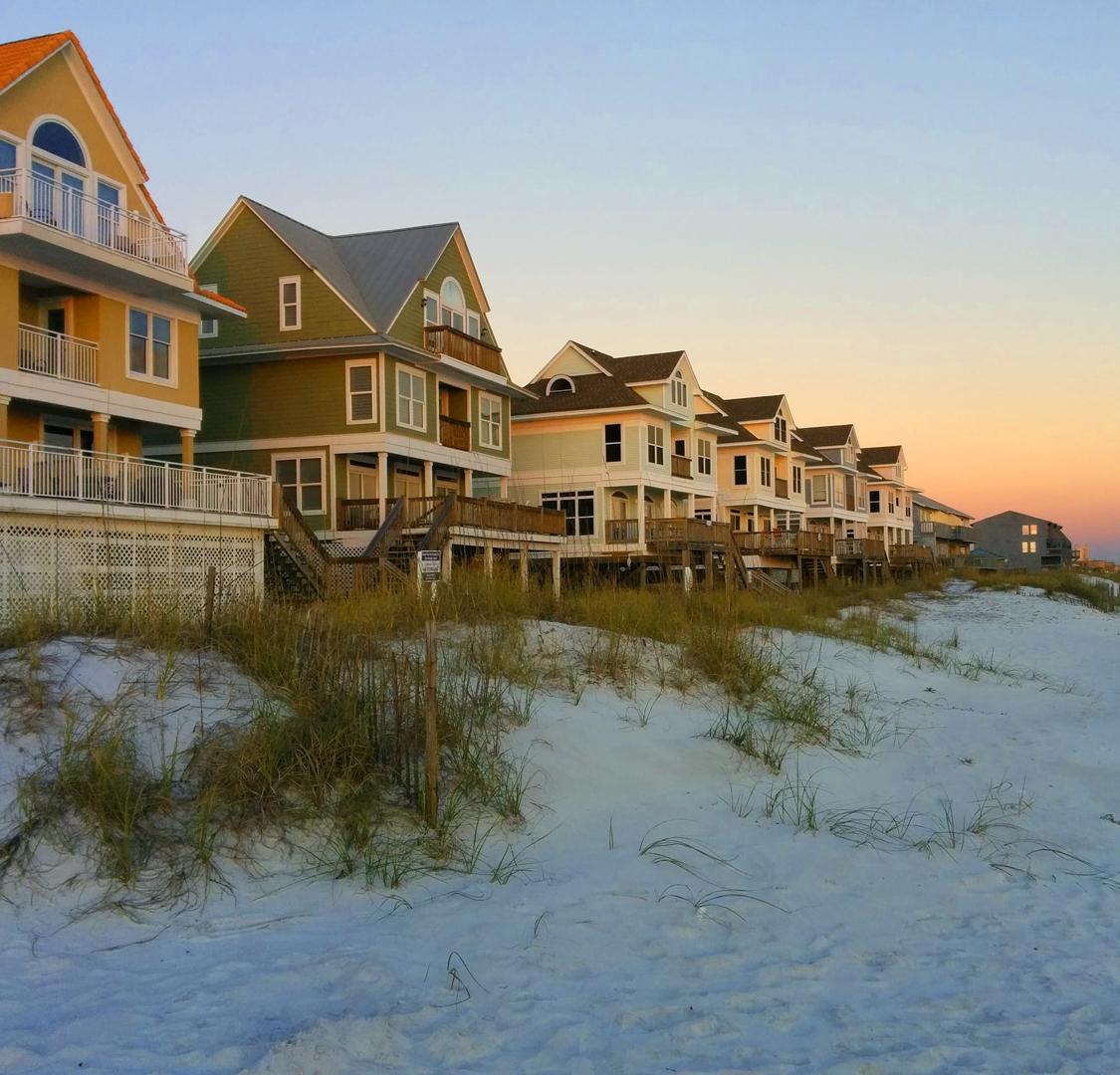 snowbird considerations, beach homes on Miramar Beach Florida
