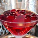 Champagne Poinsettia Snowbird Recipe