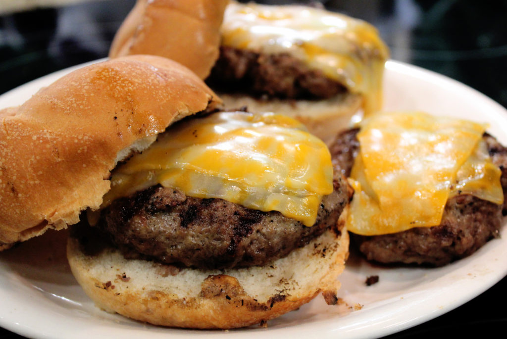 seasoned steak burgers Snowbird Recipe