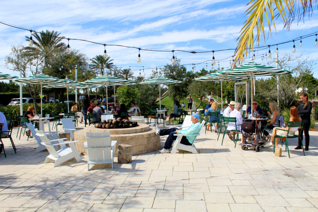 Fonville Press, Alys Beach, Florida was a 2019 destination thanks to social media