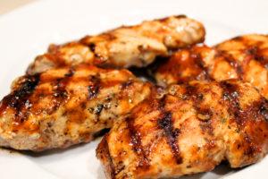 grilled chicken, chicken, snowbird recipe, midlife snowbird