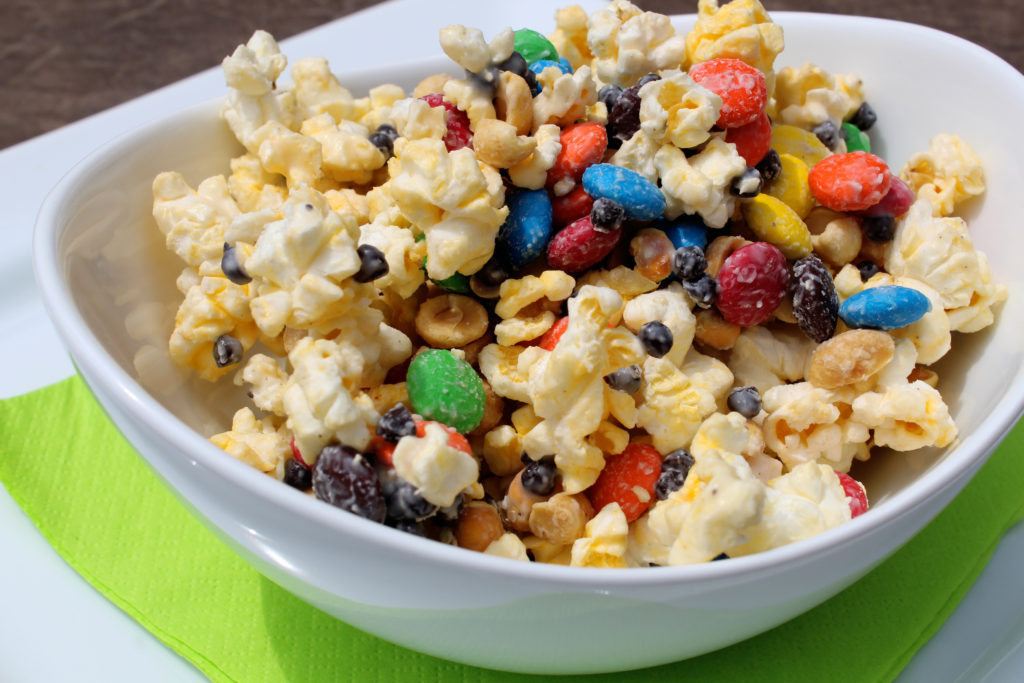 white chocolate popcorn recipe Snowbird Recipe
