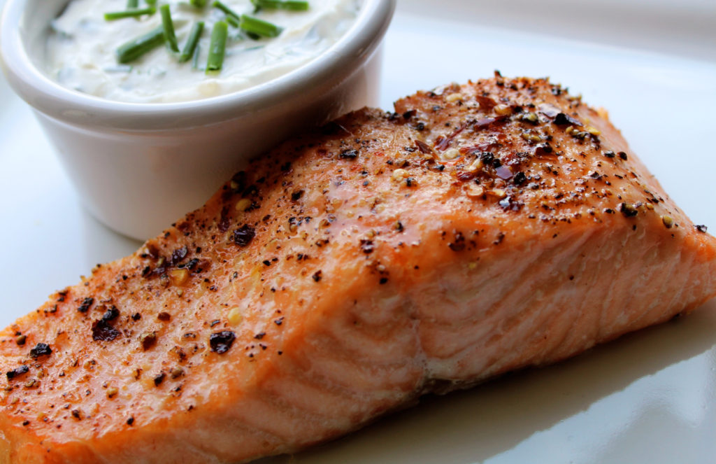 best recipe salmon fillet Midlife Snowbird Recipe