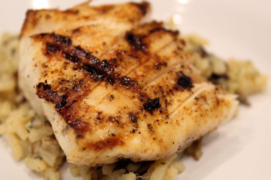 grilled amberjack recipe Snowbird Recipe
