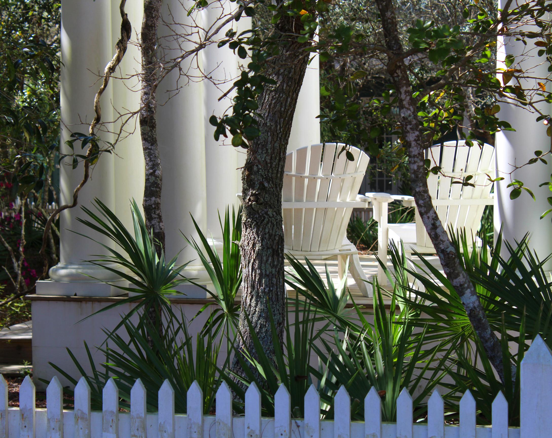 Seaside Florida Porch Midlife Snowbird