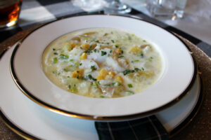 Scottish Winter Soup Cullen Skink Snowbird Recipe
